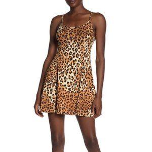 🔥 SALE🔥LOVE...ADY Animal Flare Tank Dress